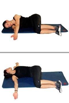 thoracic mobility side lying rotation 1